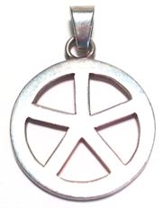 Photo of humanity pendant