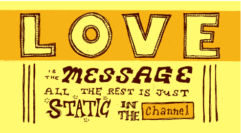 love is the message 2